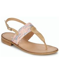 Betty London - Natura Women's Sandals In Pink - Lyst