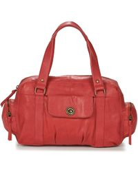 Pieces - Pctotally Women's Shoulder Bag In Red - Lyst