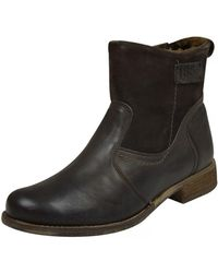 Josef Seibel - Sienna 55 Women's Shoes In Black - Lyst