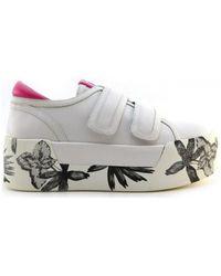 Liu Jo - Maxy 05 B19025 femmes Chaussures en blanc - Lyst