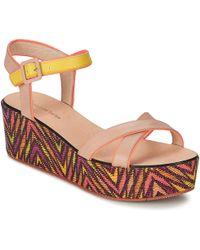 Paul & Joe - Jeni Women's Sandals In Multicolour - Lyst