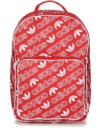 7420d97ee0d85 adidas Bp Daily Xl Women's Backpack In Red in Red for Men - Lyst