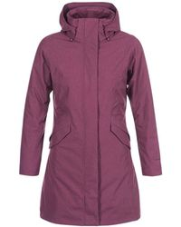 Patagonia - Vosque 3 In 1 Women's Parka In Red - Lyst