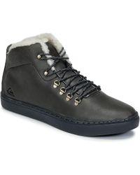 Quiksilver - Jax M Shoe Xsss Men's Mid Boots In Grey - Lyst