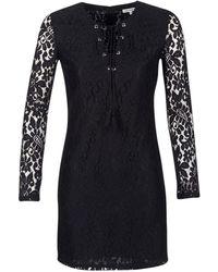 Best Mountain - Rosimo Women's Dress In Black - Lyst