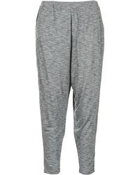 Bench - Drapeler 2 Women's Trousers In Grey - Lyst