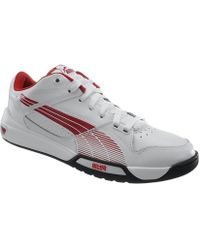 ShoestrainersIn Puma Ducati Red Low For Hypermoto Men's cTlFK1J