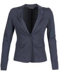 Marc O'polo - Flikertu Women's Jacket In Blue - Lyst