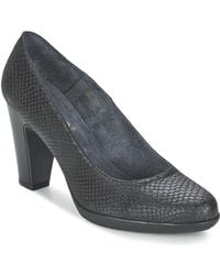 Casual Attitude - Ijine Women's Court Shoes In Black - Lyst