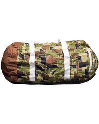 PUMA - Pack Away Barrel Bag Men's Travel Bag In Multicolour - Lyst