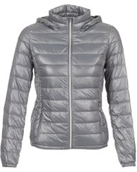 Benetton - Modat Women's Jacket In Grey - Lyst