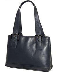 Visconti - - Women's Shoulder Bag In Blue - Lyst