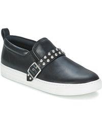 Marc By Marc Jacobs - Cute Kicks Kenmare Women's Slip-ons (shoes) In Black - Lyst