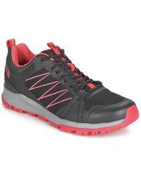 876b364f8 Litewave Fastpack Ii Women's Running Trainers In Grey