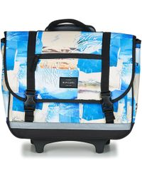 Rip Curl - Wh Satchel Poster Vibes Boys's Children's Rucksack In Blue - Lyst