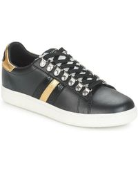Serafini - J.connors Women's Shoes (trainers) In Black - Lyst
