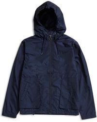 Folk - Featherweight Jacket Navy - Lyst