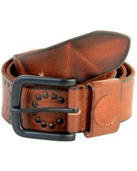 Le Temps Des Cerises - Belt Tonio Brown Women's Belt In Brown - Lyst