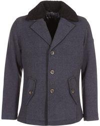Guess - Koreana Men's Coat In Grey - Lyst