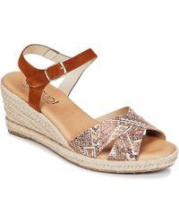 Casual Attitude | Ikokol Women's Sandals In Brown | Lyst