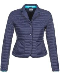 U.S. POLO ASSN. - Hilda Women's Jacket In Blue - Lyst