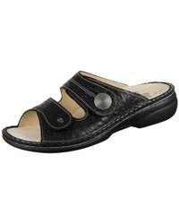 Finn Comfort - Sansibar Women's Mules / Casual Shoes In Black - Lyst