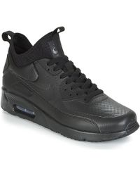Nike Air Max 90 Ultra Mid Winter Men s Shoes (high-top Trainers) In ... 9fef7c9f9