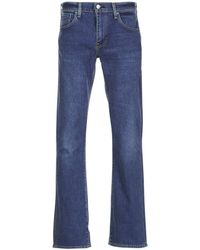 Levi's - Levis 527 Slim Boot Cut Men's Bootcut Jeans In Blue - Lyst