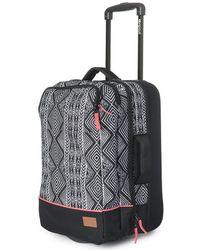 Rip Curl - Black Sand Cabin Bag Women's Hard Suitcase In Black - Lyst