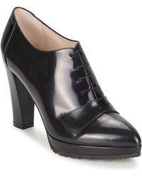 ESCADA - As739 Women's Low Boots In Black - Lyst