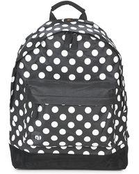 31718db048 Herschel Supply Co. Polka Dot Backpack in Black for Men - Lyst