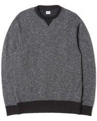 Edwin - Edwin International Sweatshirt Women's Sweatshirt In Black - Lyst