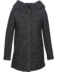Vero Moda - Vmverodona Women's Coat In Black - Lyst