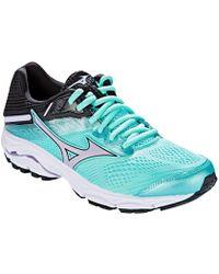 782c0ffcc057 Mizuno - Wave Inspire 15 Women's Shoes (trainers) In Multicolour - Lyst
