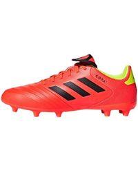 promo code 5360c 1356d adidas - Copa 183 Fg Mens Football Boots In Orange - Lyst