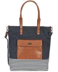 Oxbow - Floris Women's Shopper Bag In Blue - Lyst