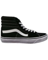 73f75bbfac8c24 Vans Sk8-hi Platform 2.1 Women s Shoes (high-top Trainers) In Black ...
