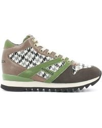 Apepazza   Dly04 Trainers Women Brown Women's Shoes (high-top Trainers) In Brown   Lyst