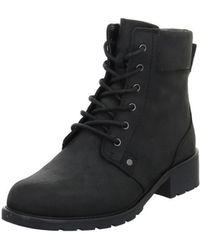 Clarks - Orinoco Spice Women's Low Ankle Boots In Black - Lyst