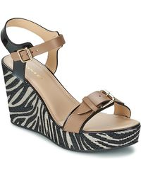 Nome Footwear - Clasico Women's Sandals In Beige - Lyst