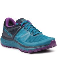 2dfe4dcc6d6b Yves Salomon - Trailster Gtx W 404885-23 Women s Running Trainers In  Multicolour - Lyst