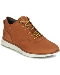 Timberland - Killington Half Cab Men's Mid Boots In Brown - Lyst