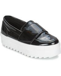 Shellys London - Umireri Women's Casual Shoes In Black - Lyst