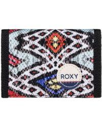Roxy - Small Beach - Monedero Women's Purse In Multicolour - Lyst