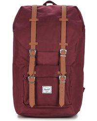 Herschel Supply Co. - Little America Men's Backpack In Red - Lyst