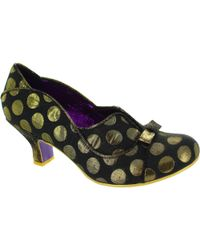 Poetic Licence - Hold Up Women's Court Shoes In Black - Lyst