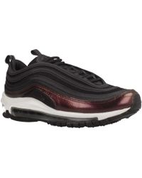 100% authentic f25b1 f3b1d Nike - W Air Max 97 Se Women s Shoes (trainers) In Black - Lyst