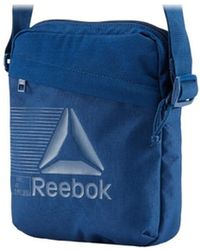 Reebok - Act Fon City Bag Women's Shoulder Bag In Blue - Lyst