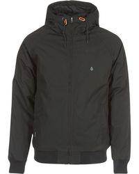 Volcom - Hernan Jkt Men's Jacket In Black - Lyst
