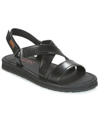 Pikolinos - Cadiz M6k Men's Sandals In Black - Lyst